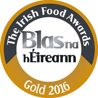 Blas Na hÉireann/The Irish Food Awards Gold 2016