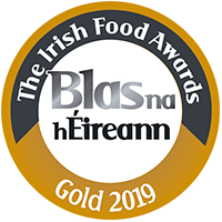 Blas Na hÉireann/The Irish Food Awards Gold 2019